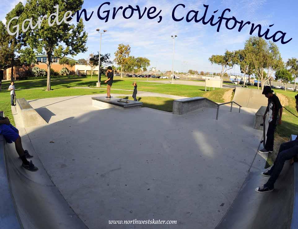 Garden grove california skatepark - Where is garden grove california ...